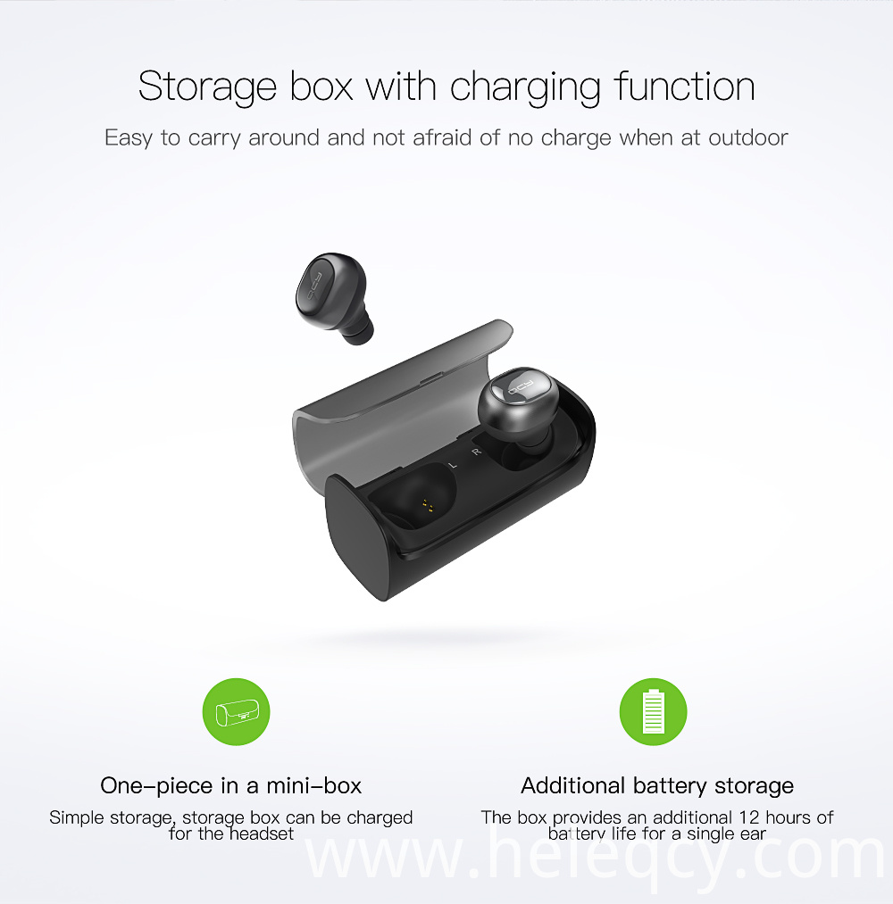 Twin Wireless Earphones