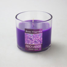 Aromaterapi Stres Relief Soy Candles Dengan Lavender Scents