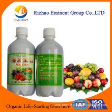 Fertilizante líquido de algas de alta qualidade