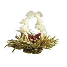 Personnaliser le thé à fleurs faites à la main au jasmin