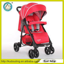 China supplier 3 in 1 aluminum baby stroller