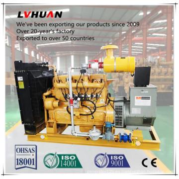 Generador de eliminación de aguas residuales Ce Quality 500kVA 700kVA CIF Price