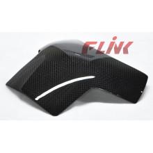 Motorrad-Carbon-Faser-Teile hinten Tank-Pad (D09829) für Ducati 1098