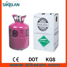Incoloro, No Nublado, Sin Humo R408A Mezclado de Refrigerante Gas