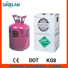 Colorless, Not Cloudy, No Smelly R408A Mixed Refrigerant Gas
