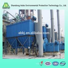 Le fournisseur de ShanDong vendent le grand collecteur de poussière industriel de cyclone de flux pour la poussière de carbone