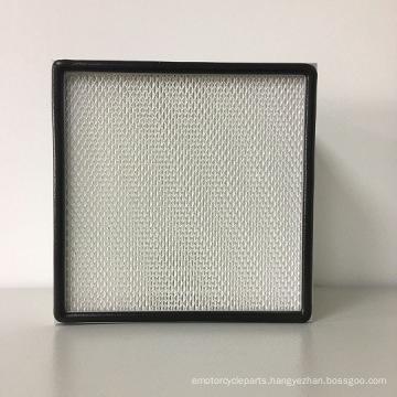 Absolute Minipleat H14 HEPA Filter in Air Purifier