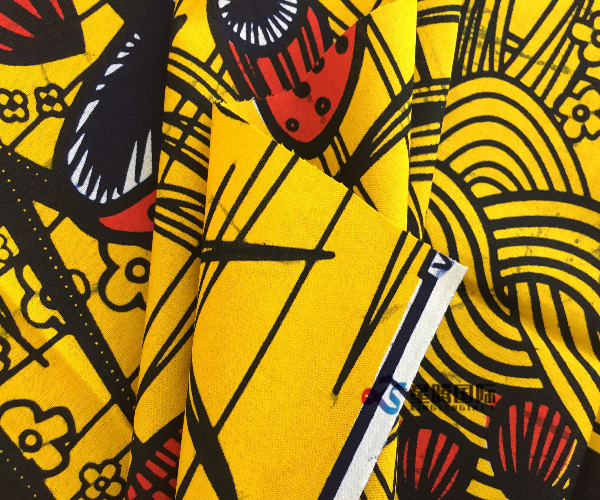Print African Textile
