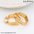 91565 novo verão estilo árabe tamanho livre moda projetos de brinco de argola de ouro