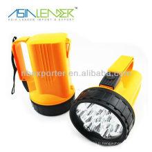 Projecteur portatif d'urgence à LED 13