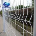 покрынная PVC сваренная загородка гальванизированная безопасности проволоку с порошковым покрытием сварные сетки забор