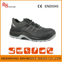 Workman′s Safety Shoes with Steel Toe and Steel Plate RS044