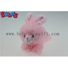 """Reizendes 7 """"rosafarbenes Kaninchen-Kind-Geschenk-guter Partner-gute Qualitätsgewebe-Größe kann besonders angefertigt werden Bos2016-07 / 7"""""""