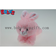 "Lovely 7"" Pink Rabbit Children Gift Good Partner Good Quality Fabric Size Can Be Customized Bos2016-07/7"""