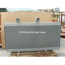 Refrigerador de ar de carga de alumínio (A011) para serviço pesado