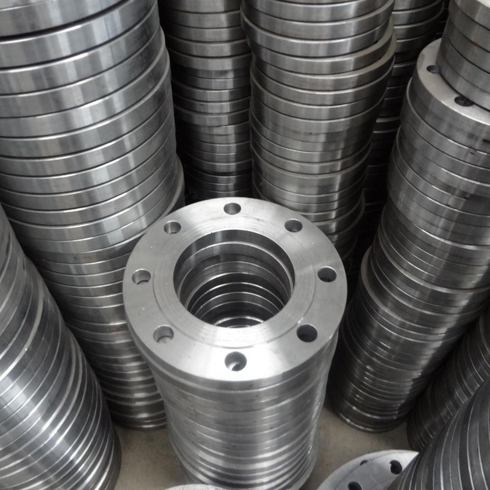 Api Approval A105 Carbon Steel Pn10 Plate Flange
