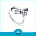 Beautiful Plain 925 Sterling Silver Ring for Girls (SH-R0130)