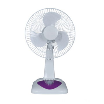 12 Inch High Quality DC Table Fan