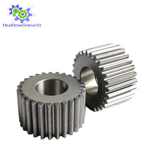Stainless steel standard spur gear in stock