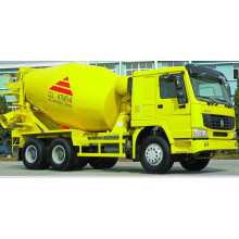 Sinotruk HOWO Concrete Mixer Truck 3axle