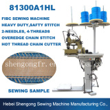 SHENPENG 81300A1HL heavy duty high speed buffle bag sewing machine