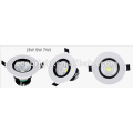 new design 3W COB LED downlights for decorate