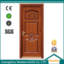 Customized Wood MDF PVC Laminated Door for Hotels/Villa