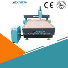 1325 cnc machine pour plaque d'aluminium