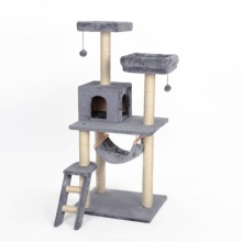 Cat Tree Kitten Activity Tower Condo
