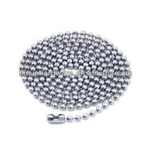 Достаточный запас металла высокого качества Лучшая шаровая цепь из нержавеющей стали