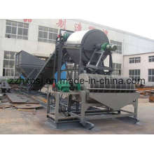 Small Scale 300-500 Tph Iron Ore Processing Line Sea Sand Iron Concentrate Line Magnetic Separator