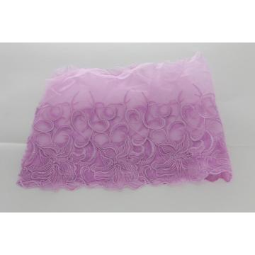 comfortable small flower Net lace trimming