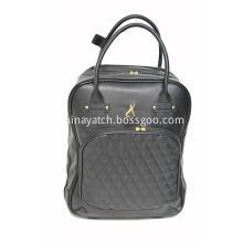 STOCK PU Luggage Carry On Weekend Bag