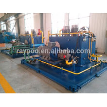 Unité de puissance hydraulique en Chine