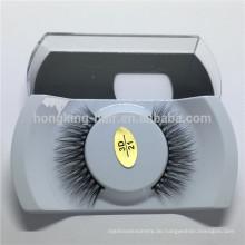 Großhandel Premium Silk Lashes mit benutzerdefinierten Wimpern Verpackung