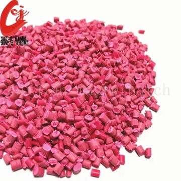 Colour  Masterbatch Granules