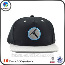 Custom Made 5 Panel Plain Snapback Hat/Cap Wholesale