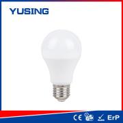 Manufactory led e27 bulb a60 abc Plastic+Alu 110-240v 500lm e27 LED bulb