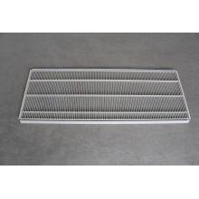 Classical Flat Steel And Metal Wire Shelf For Supermarket Shelf L100*w47cm Or Custom