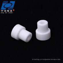 grânulos cerâmicos da alumina da isolação resistente ao calor & peças cerâmicas da alumina