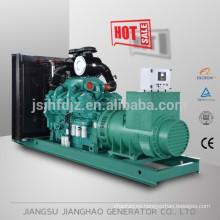 Generador del motor diesel 900kva con la importación QSK23G9 del motor CUMMINS de Japón