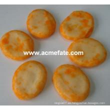 Mezcla de bocadillo de arroz frito Mezcla de galleta de arroz tailandés