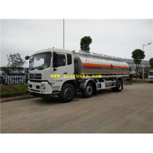 20000 Liters 6x2 Fuel Transport Tanker Trucks