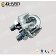 Cuerda de alambre accesorios Cable Clamp450