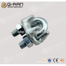 Wire Rope accessoires câble Clamp450