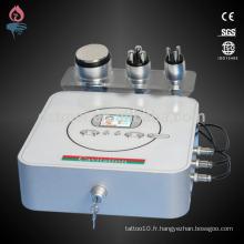 50W rf meilleure machine à amincir multifonctionnelle à cavitation à ultrasons