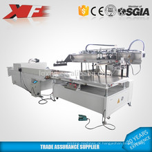 máquina de impressão de seda da tela com auto sistema de descolagem