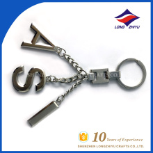 Special letter key chain can custom with great quality