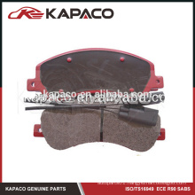 Brake Pad Set D2263 FOR TOYOTA ESTIMA MCR3 ACR3 CLR3 2000-2006