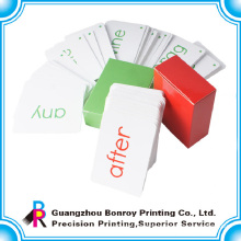 custom design children playing cards,game cards